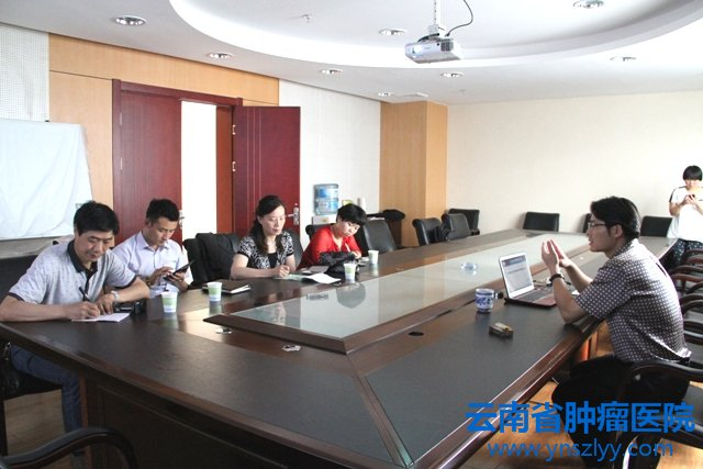 甘肃省中医院 玉溪市人民医院相继来院参观